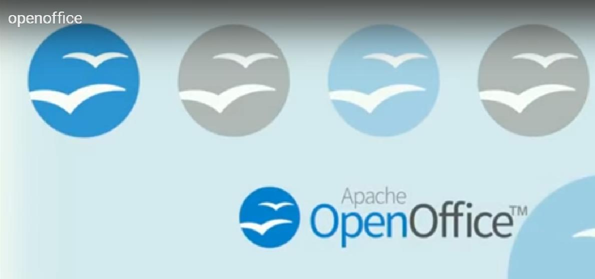 Phần mềm open office (office mở)